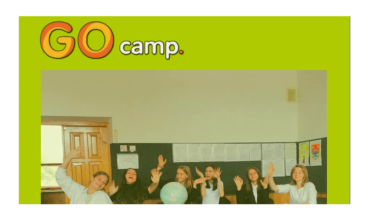 "Мовний табір ""Go Camp"""