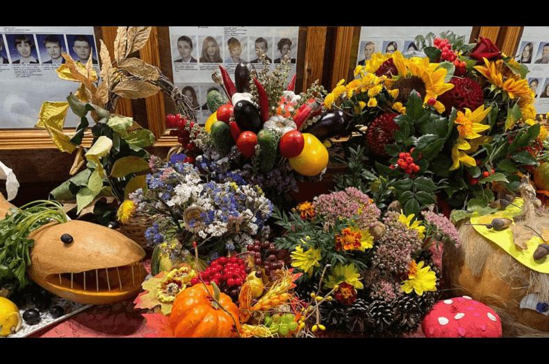 Квітково-овочевий бал